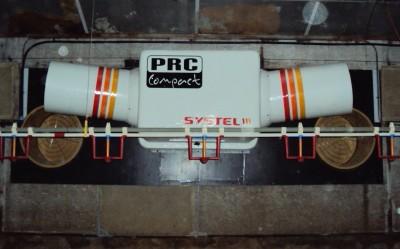 PRC 540 vue intérieure